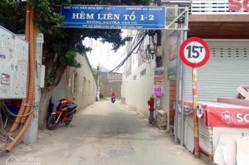 Bán 2 nền 49.5 - 50m2 hẻm liên tổ 1 - 2 Nguyễn Văn Cừ, P. An Khánh, Q. Ninh Kiều, TPCT
