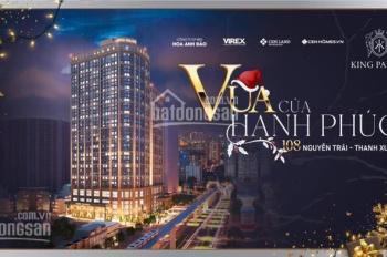 Bán CH suất ngoại giao - King Palace - nơi ở của các vị vua 108 Nguyễn Trãi, Thanh Xuân, HN, 3,6 tỷ
