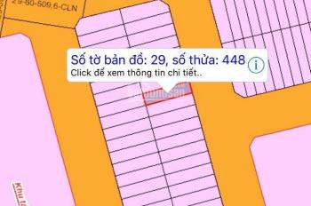 Chính chủ cần bán đất TDC Phước Thiền, dân cư đông đúc