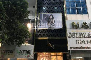 Bán nhà 6 lầu mặt tiền Lê Hồng Phong - 3 Tháng 2, Q10, DT: 4x26m, HĐ thuê 120 triệu/th, giá 35 tỷ