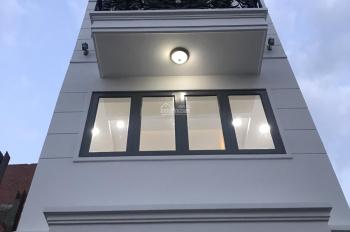 Bán nhà cao cấp sát Gò Vấp, có thang máy 1 trệt 1 trệt 4 lầu, SHR