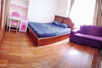 Phòng full nội thất trong khu căn hộ cao cấp, hồ bơi 1000m2, gió siêu mát tầng 21