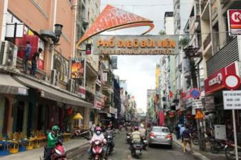 Bán khách sạn mặt tiền Bùi Viện, P. Phạm Ngũ Lão, Q1. DT 8x28m, 7 Lầu, giá 59 tỷ, LH: 0933283157