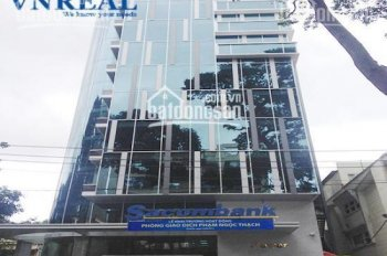 Bán nhà MT đường Bành Văn Trân ,p7 Quận Tân Bình. DT: 12x30m 1 hầm 7 lầu ,nở hậu 25m ,giá 60 tỷ