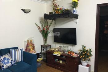 Cho thuê căn hộ tầng 2 khu tập thể Thái Thịnh 70m2 TK 2 ngủ giá 6,5tr/tháng