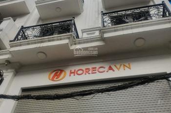 Cho thuê nhà ngõ Giảng Võ, Ba Đình, Hà Nội, Dt 110m2, 5 tầng, Mt 6m, thông sàn. Giá 50tr/th