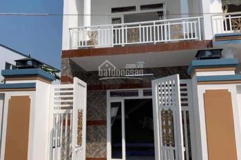 Nhà mới xây 1 trệt 1 lầu, sổ hồng riêng giá 1tỷ150