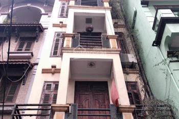 Bán nhà phố Trần Đại Nghĩa, vỉa hè, kinh doanh văn phòng, ô tô tránh, 65m2 x 5T, 10 tỷ. 0859966996