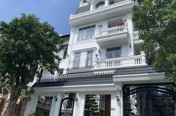Cho thuê nhà phố 5x20m hầm + trệt 3 lầu 4 phòng gần Nguyễn Hoàng, Phường An Phú, Quận 2