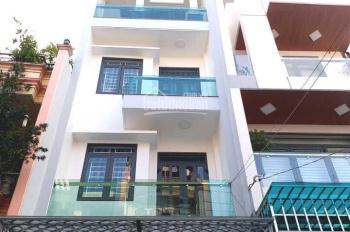 Cho thuê nhà mới đẹp full nội thất HXH đường Bùi Quang Là, P12, Gò Vấp gần Nguyễn Tư Giản