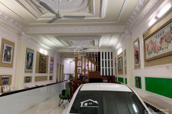 Nhà 1 trệt 1 lầu và 4 phòng trọ, mặt tiền đường D2, KDC Thuận Giao