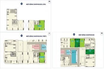 Bán shophouse của chung cư có 1166 căn hộ, cả chung cư chỉ có 6 căn shophuse Chánh Nghĩa