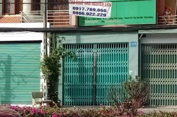 Cho thuê mặt bằng kinh doanh ngay ngã tư mồi, đường Lý Thường Kiệt, Dĩ An. DT:50m2 0378679504