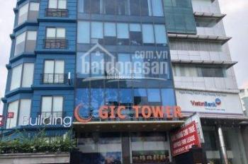 Bán gấp tòa nhà building văn phòng MT Nguyễn Văn Thủ 8x20m 1 trệt 8 tầng giá 100 tỷ