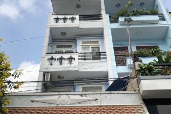 Bán nhà 4x18m, 3 lầu, đường thông 5m, gần UBND P. Tân Chánh Hiệp, bệnh viện Q. 12