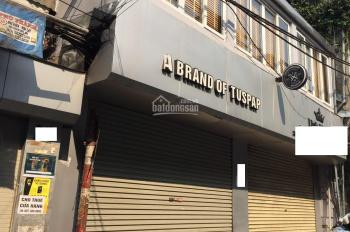 Cho thuê nhà mặt phố Vĩnh Phúc siêu đẹp 2 tầng 1 hầm, mt 9m kinh doanh nail, thẩm mỹ viện