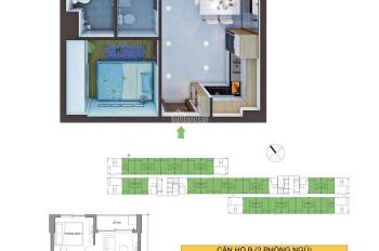 Bán căn hộ Bcons Suối Tiên nhận nhà đầu tháng 3, căn 2PN, 50m2. LH: 0909747071