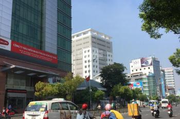 Cho thuê mặt bằng 212A Trần Hưng Đạo, P. Nguyễn Cư Trinh, Quận 1, (14,5x20m) 2 lầu, giá 180 triệu