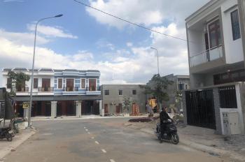 Bán đất mặt tiền Chợ Tân Phước Khánh 60m, giá 900 tr, ngân hàng hỗ trợ 600tr