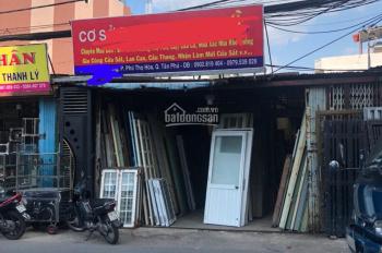 Bán nhà MTKD đường Bình Long, P. Phú Thọ Hoà, Q. Tân Phú