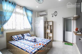 Q3 cho thuê căn hộ dịch vụ full nội thất đẹp sang chảnh, giá 5tr/th