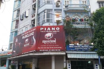 Nhà mặt phố Hào Nam - Đống Đa. DT 60m2 x 5 tầng, mặt tiền 4.5m