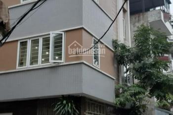 Bán nhà mặt phố 6,15 tỷ 45m2x3T 2 mặt đường Yên Lạc, Kim Ngưu, Hai Bà Trưng KD, Văn Phòng