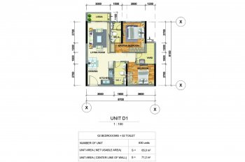 Cần bán căn hộ Celadon City khu Emerald, căn 3PN - 104m2 vào ở ngay giá 3.85 tỷ