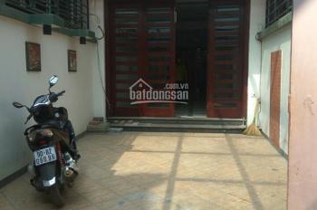 Cho thuê căn nhà mặt ngõ 41 Thái Hà, Phường Trung Liệt, DT 110m2, xây dựng 90m2 x 5 tầng