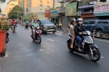 CC bán gấp nhà Mặt Tiền đường Hoàng Văn Thụ, P.4, Q.TB. DT: 4,6x23.5. Trệt Lửng 3 lầu. Giá 25 Tỷ