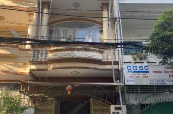 Cho thuê Nhà mới MT C18, p.12, 1T3L 4x20m, HK