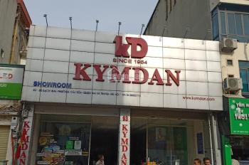 Cần bán gấp mặt phố Bạch Mai nối Phố Huế, Hai Bà Trưng 190m2 x 2 tầng mặt tiền 6m giá 48 tỷ