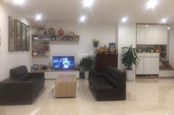 Cho thuê căn hộ 124m2 3PN full đồ siêu đẹp CC Tứ Hiệp Plaza