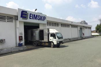 Eimskip cho thuê kho Thuận An, Bình Dương kèm dịch vụ quản lý hàng hóa