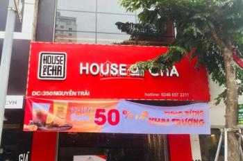 Cực Đẹp Nhà mặt phố Lạc Trung diên tích: 50m2 x 2tầng, mặt tiền 4,5m, giá 25tr/tháng
