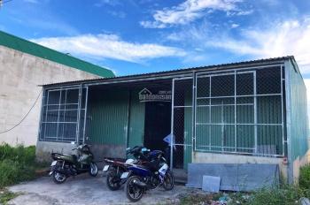 Cho thuê nhà kho DT 12x46=556m2 Nguyễn Bình Nhà Bè, hẻm trước đất 12m, giá 30tr/tháng LH 0946677179