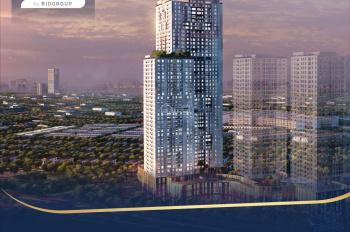 BID Residence: Chỉ từ 500tr sở hữu căn hộ 2pn 2vs 1,7 tỷ, ck 8%, tặng cây vàng 45tr, lh 0985.636162