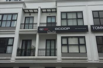 Cho thuê Shophouse Vinhome Hàm Nghi, Mỹ Đình 2, DT 93m2 * 5 tầng. Giá 45 triệu/tháng