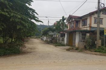 Bán nhà 2 tầng lô góc 2 mặt tiền, đối diện dự án nhà ở sinh thái 60ha của An Thịnh, Lương sơn, HB