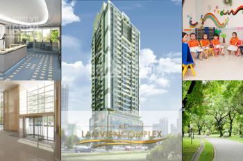 Chính chủ cần bán nhanh căn góc đẹp nhất tầng 21 toà AZ Lâm Viên, 107 Nguyễn Phong Sắc, Cầu Giấy