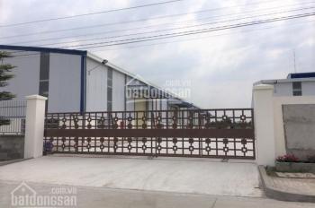 Chính chủ cho thuê nhà xưởng tại KCN Thái Hòa, Đức Hòa, Long An