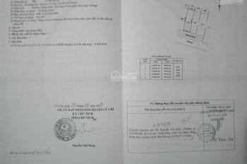 Cần bán gấp lô đất 85m2, gần Lê Văn Khương, sổ hồng riêng, công chứng ngay, đường nhựa, chỉ 1,6 tỷ