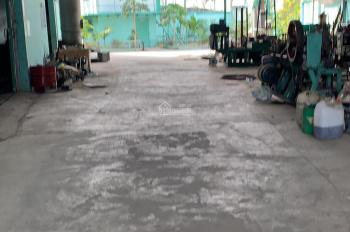 Cho thuê 7000m2 kho xưởng tại Gò Đen phù hơp ngành cơ khí thuộc huyện Bến Lức, tỉnh Long An