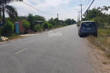 Mặt tiền Nguyễn Thị Rành xã An Nhơn Tây huyện Củ Chi. 274m2