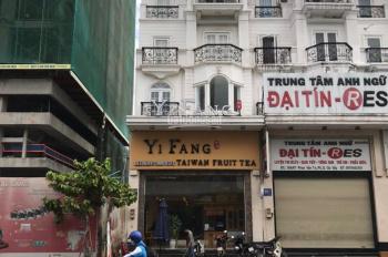 Cho thuê nhà mặt tiền đường Phan Văn Trị phường 5 quận gò vấp