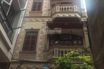 Cho thuê nhà riêng ngõ 29 Nguyễn Chí Thanh, Ba Đình 75m2, 4T, 5pn, giá 14tr/th. LH 0984250719