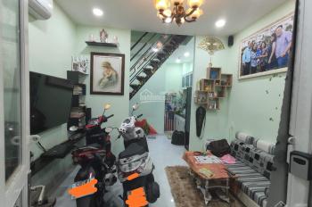 Bán nhà Nguyễn Văn Luông 1 trệt, 1 lầu, sân thượng, đầy đủ tiện nghi - 2 tỷ 8 còn thương lượng