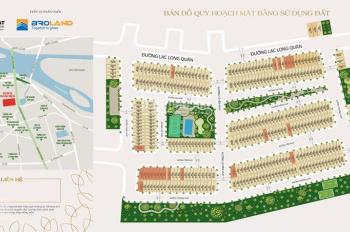 Bán 22 lô đất nền suất ngoại giao dự án Bàu Cả trung tâm TP Quảng ngãi, 0982609138