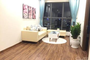 Cho thuê The Golden Palm Lê Văn Lương: Căn hộ tầng 18 tòa A, 85m2 - 2PN, đầy đủ đồ, LH: O904935985