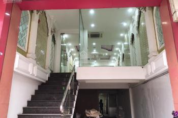 Cho thuê mặt bằng Tầng lửng 220 khâm thiên, 47 m2, mt 4,3m làm shop, showroom, bếp, mỹ phẩm